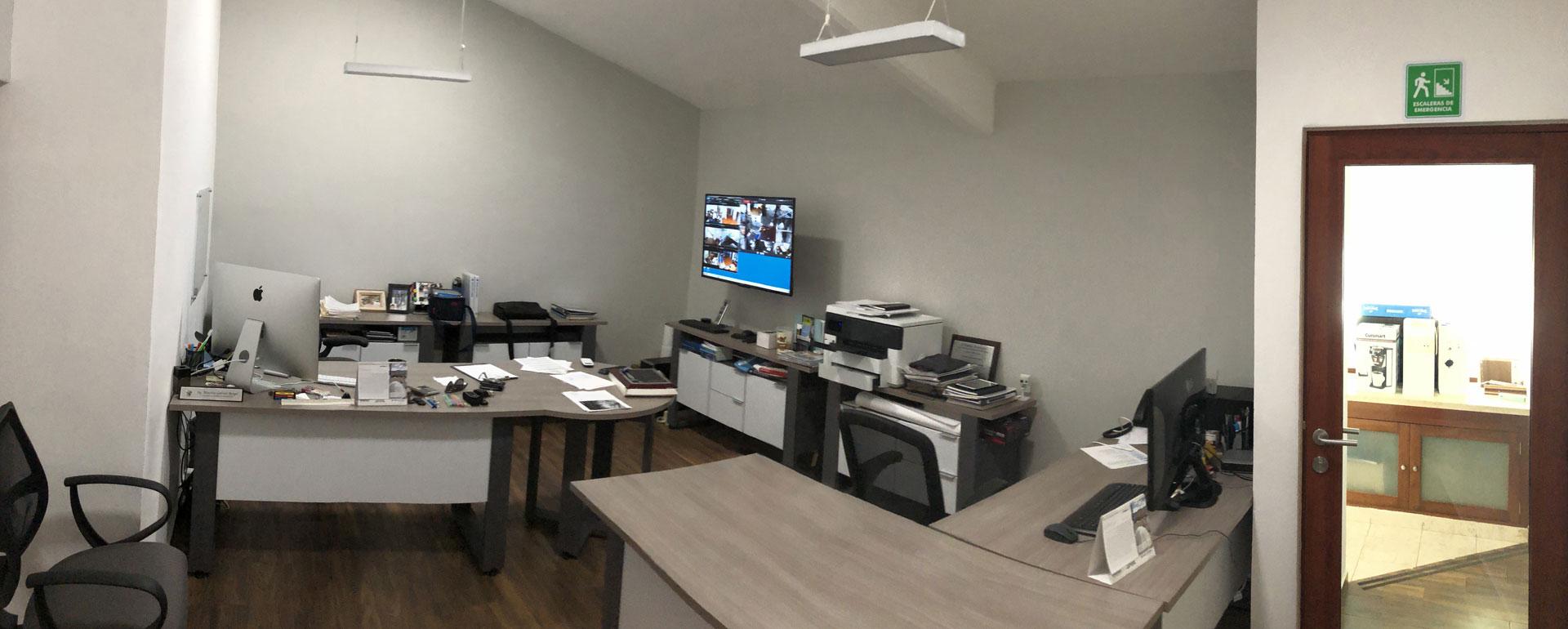 Oficinas áreas inteligentes
