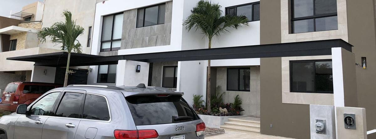 Desarrollo residencial en Playa del Carmen