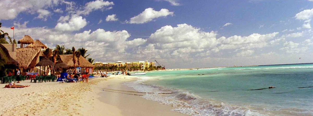 ciudad con playa