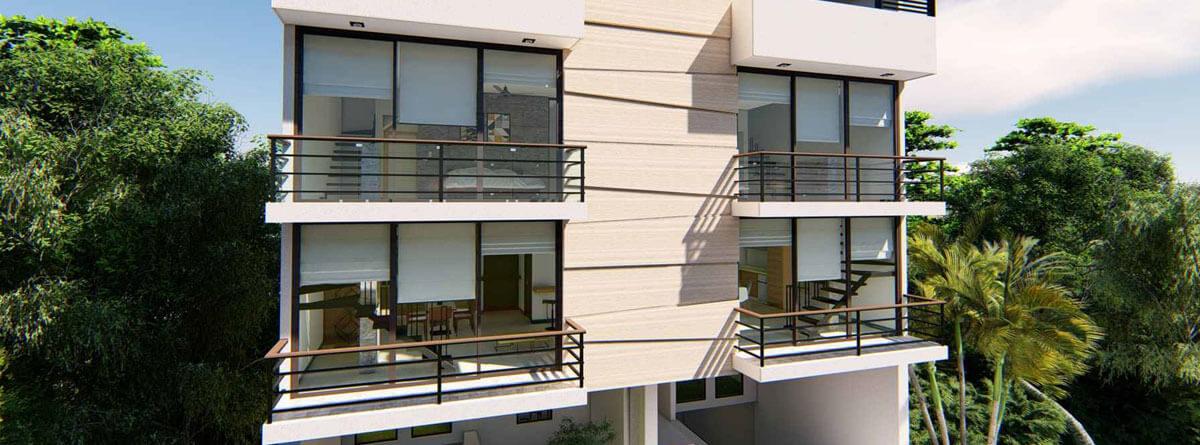 Desarrollos inmobiliarios en Playa del Carmen