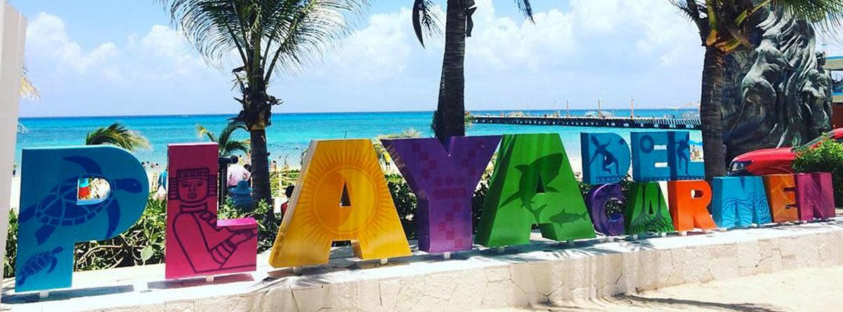 Invierno en el Caribe mexicano