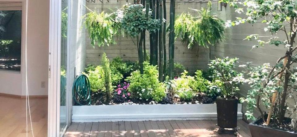 Garden House vivir en espacios verdes